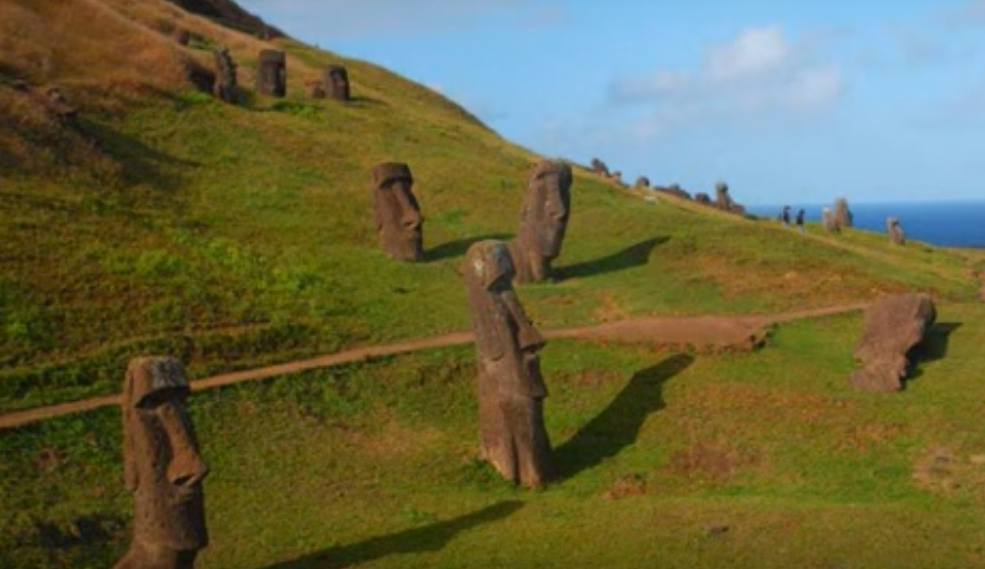 Easter Island's Big Heads: Wait, There's More!