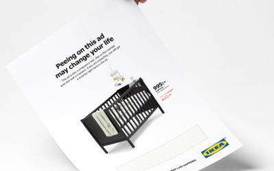 Ikea Moving Consumers to Pee On Paper