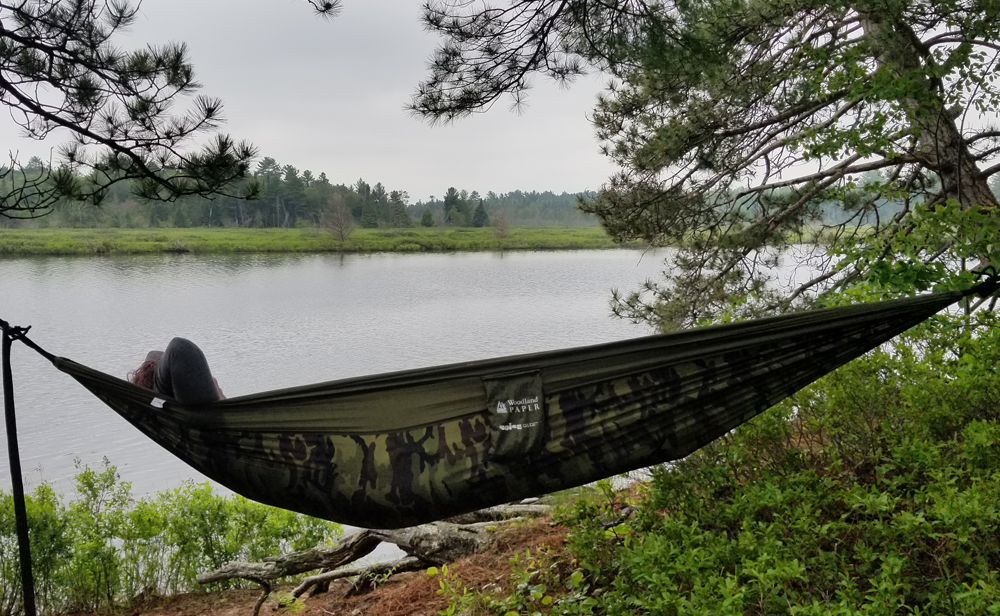 Michigan Hammock Hanging No. 6